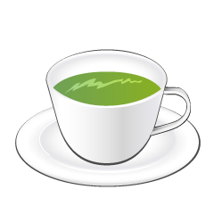 Green Tea Clipart
