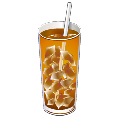 Iced Tea Clipart