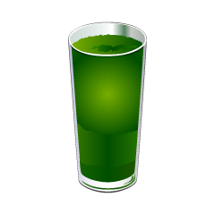 Green Juice Clipart