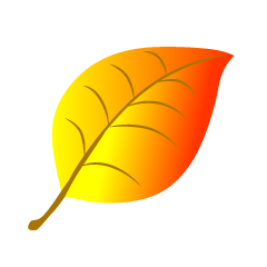 Autumn Leaf Clipart