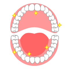 Healthy Tooth Clipart