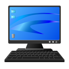 PC Desktop Clipart