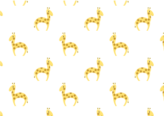 Cute Giraffe Wallpaper