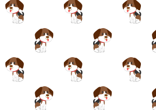 Beagle Dogs Wallpaper