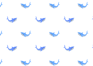 Shark Pattern Wallpaper