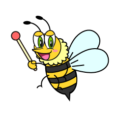 Explain Bee Cartoon