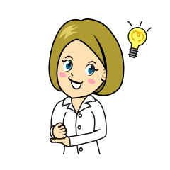 Inspire Businesswoman Clipart