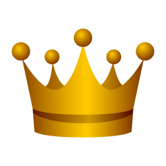 Copper Crown Clipart