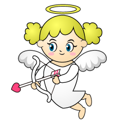 Love Angel Cartoon
