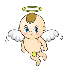 Baby Angel Cartoon