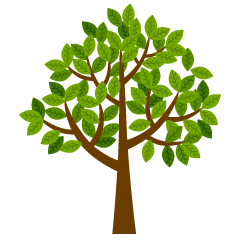 Leaves Tree Clipart