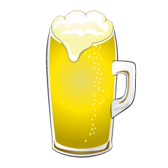 Beer Foam Clipart
