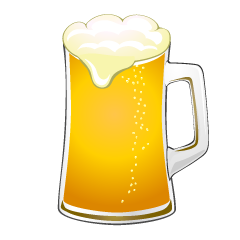 Beer Mug Foam Clipart