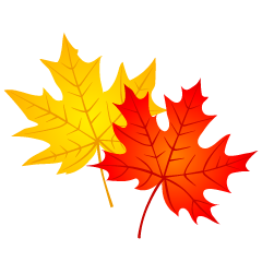 Maple Colored Clipart