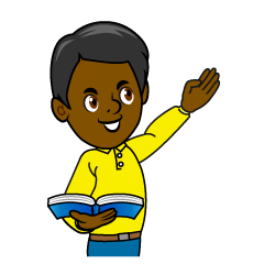 Speaking Teacher Clipart