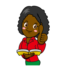 Female Teacher Good Clipart