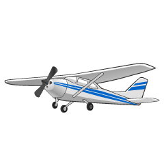 Cessna Machine Clipart