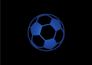 Soccer Ball Silhouette Wallpaper