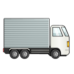 Container Truck Clipart