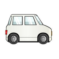 Light Car Clipart