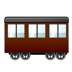 Train Cabin Clipart
