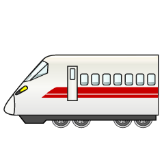 Express Train Clipart
