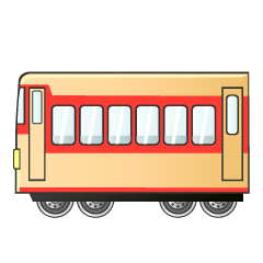 Diesel Train Clipart