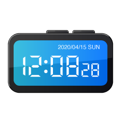 Digital Clock Clipart