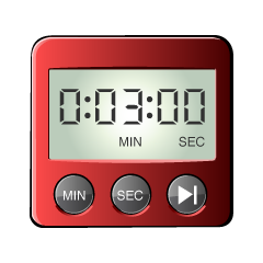 Kitchen Timer Clipart