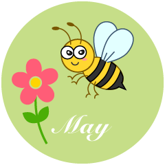 Bee May Clipart
