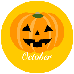 Halloween Pumpkin October Clipart