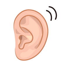 Reacting Ear