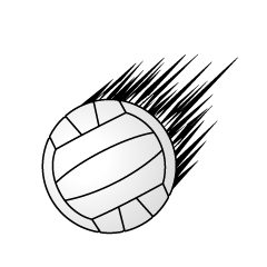 Strong Volleyball