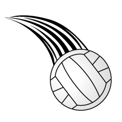 Curving Volleyball