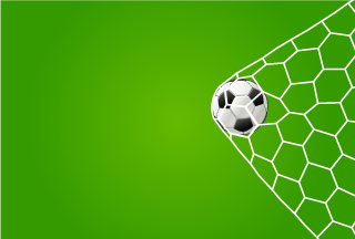Get a goal in soccer Wallpaper
