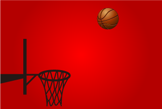 3 point shoot of basketball Wallpaper