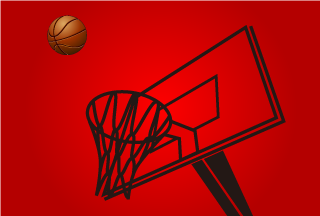 Basketball Goal Wallpaper