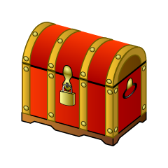 Red Treasure Chest