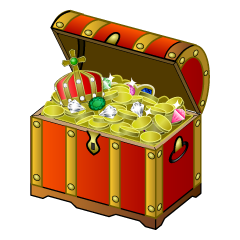King Treasure Chest