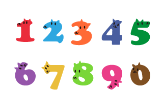 Dog Number Chart