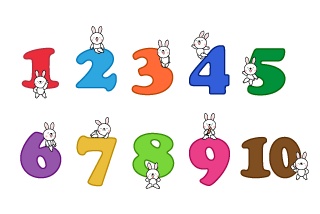 Rabbit Number Chart