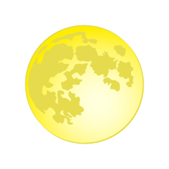 Full Moon Clipart