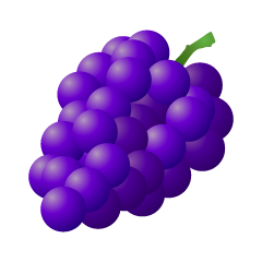 Grape Clipart