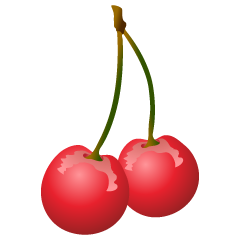 Cherries Clipart