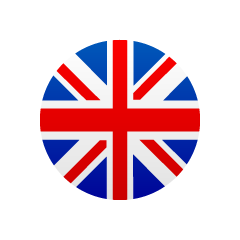 United Kingdom Circle Flag